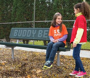 Burke Buddy Benches